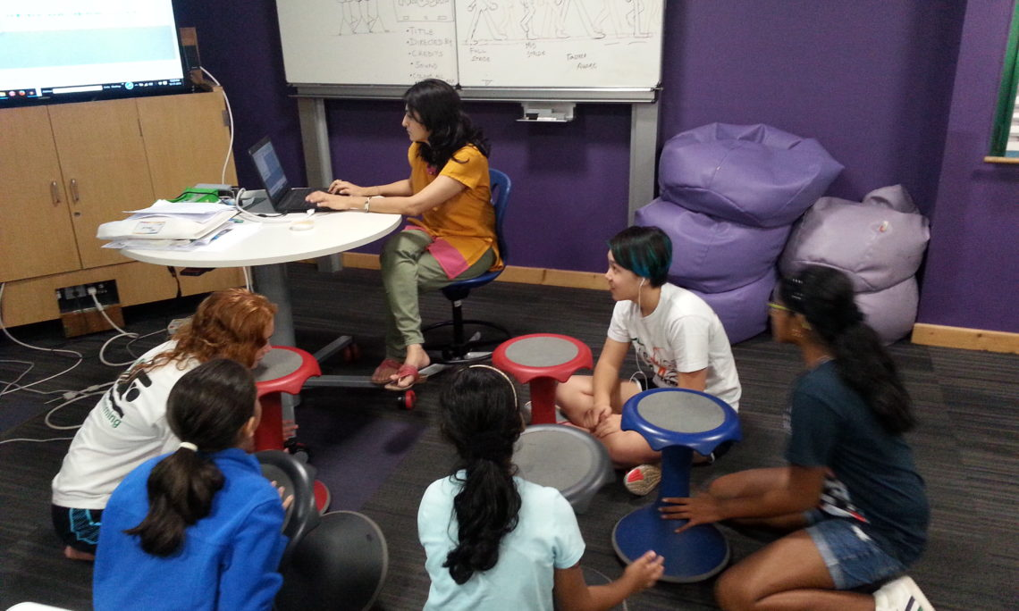 animation workshop for children in mumbai