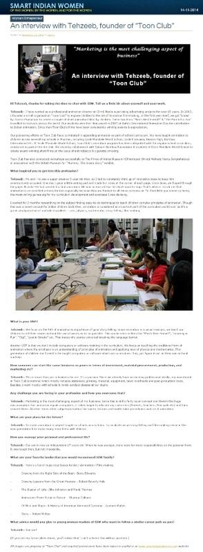 Smart Indian Women Nov 2014