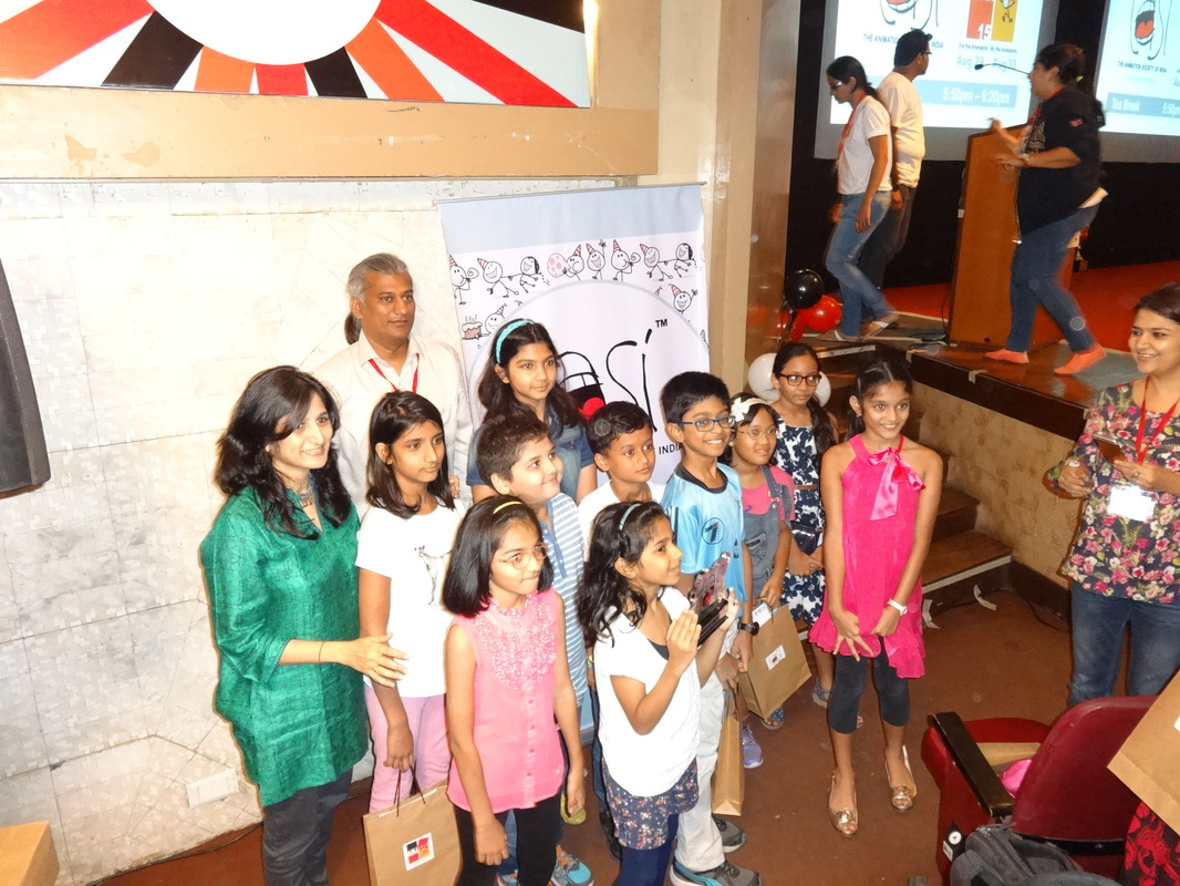 workshops for primary school students in mumbai