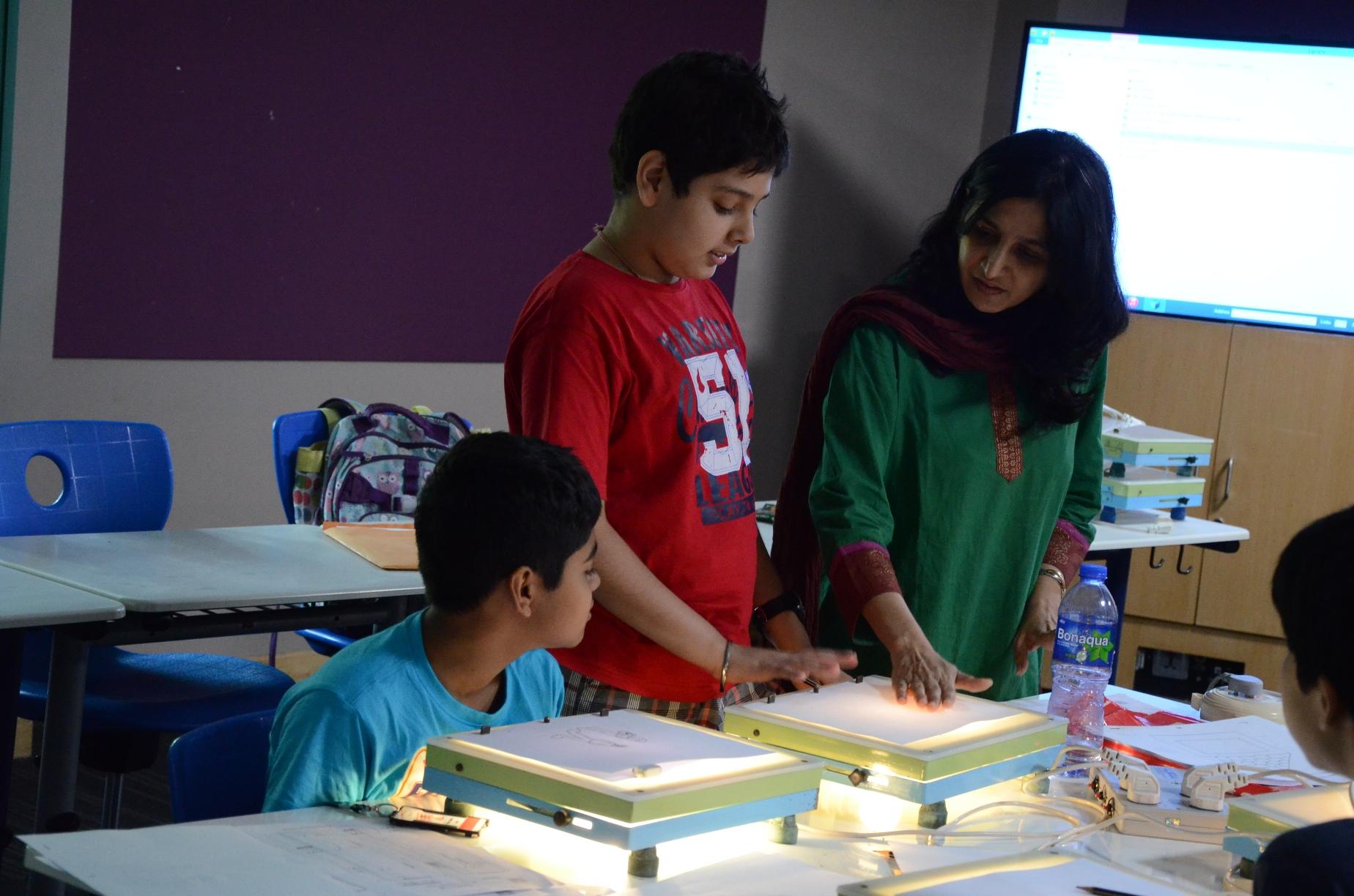 weekend workshops for kids in mumbai