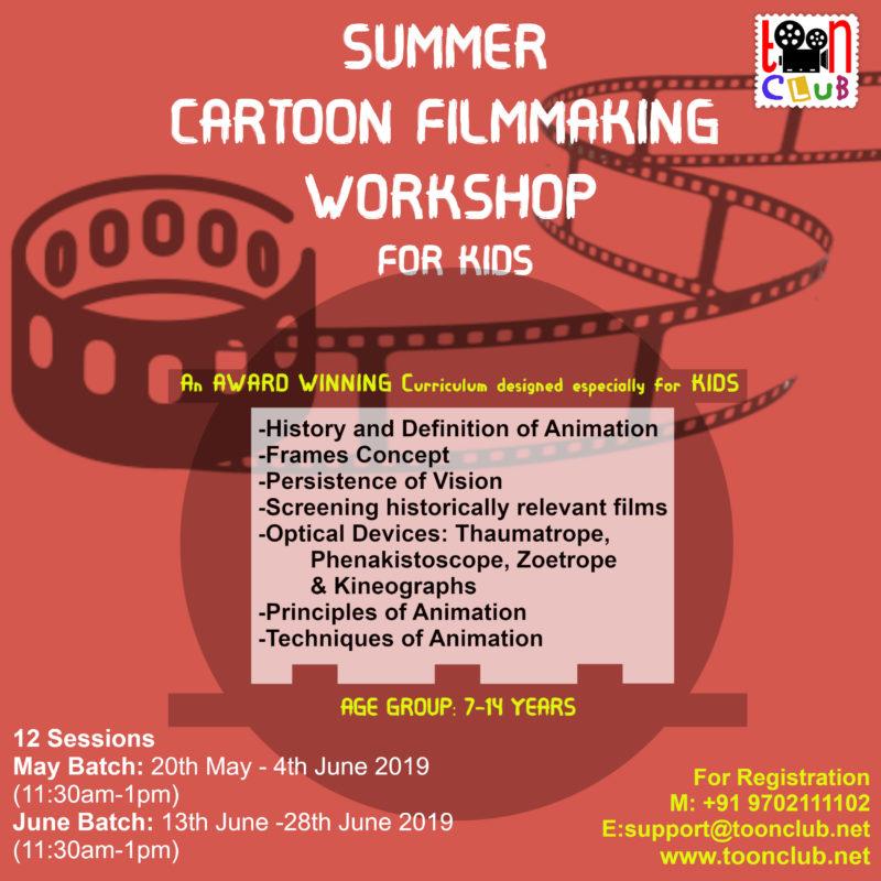 summer workshop for kids