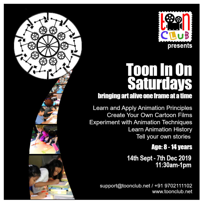 Best Animation Workshop for Kids in Mumbai